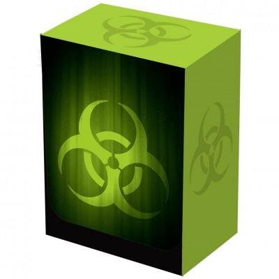 Boites de rangement illustrées  Deck Box - Super Iconic - Biohazard
