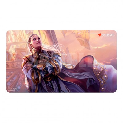 Tapis de Jeu Magic the Gathering Commander Legendes - Playmat - V6 - Rebbec, Architect of Ascension