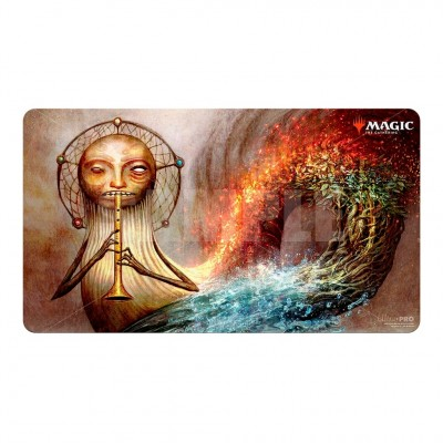 Tapis de Jeu Magic the Gathering Commander Legendes - Playmat - V8 - The Prismatic Piper