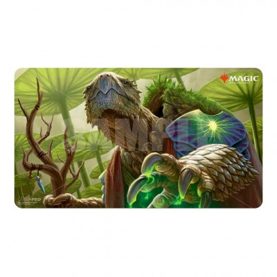 Tapis de Jeu Magic the Gathering Commander Legendes - Playmat - V7 - Archelos, Lagoon Mystic
