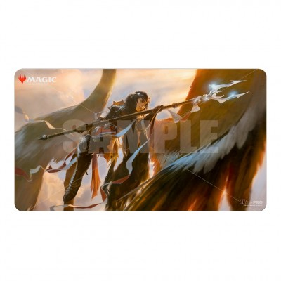 Tapis de Jeu Magic the Gathering Commander Legends - Playmat - V4 - Liesa, Shroud of Dusk