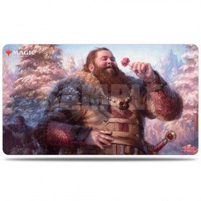Tapis de Jeu Magic the Gathering Commander Legendes - Playmat - V3 - Hans Eriksson