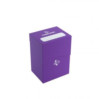 Boite de Rangement Deck Holder 80+ - Violet