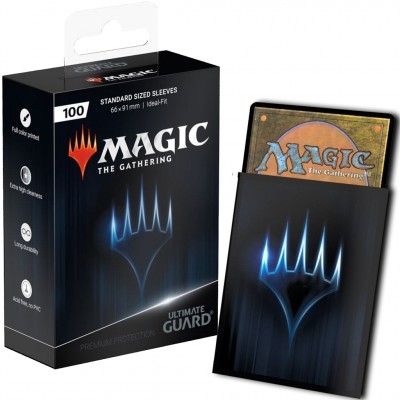 Protèges Cartes illustrées Magic the Gathering 100 Pochettes Planeswalker