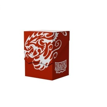 Boite de Rangement Deck Shell - Rouge/Noir