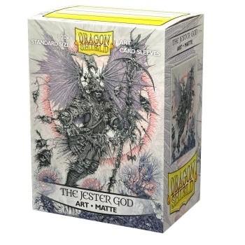 Protèges Cartes illustrées  100 pochettes - The Jester God