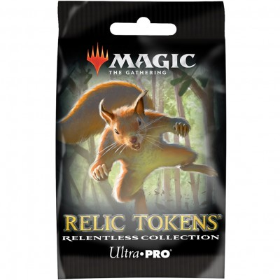 Booster Magic the Gathering Relic Tokens - Relentless Collection