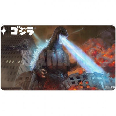 Tapis de Jeu Magic the Gathering Playmat - Godzilla, King of the Monsters