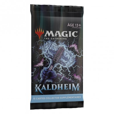 Booster Magic the Gathering Kaldheim - Booster Collector