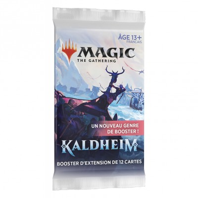 Booster Magic the Gathering Kaldheim - Booster d'Extension
