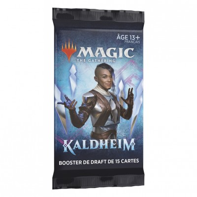 Booster Magic the Gathering Kaldheim - Booster de draft