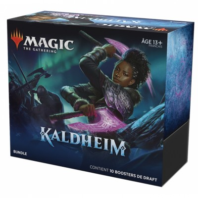 Coffret Magic the Gathering Kaldheim - Bundle
