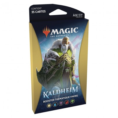 Booster Magic the Gathering Kaldheim - Booster Thématique Viking