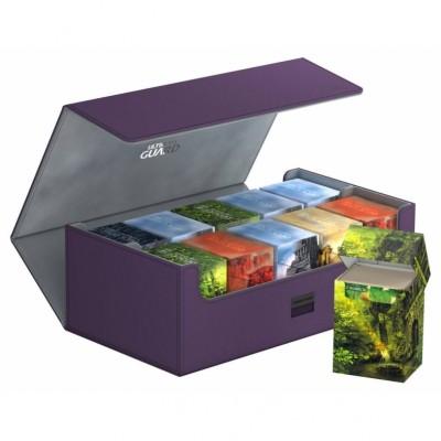 Boite de Rangement  Arkhive 800+ - XenoSkin - Violet