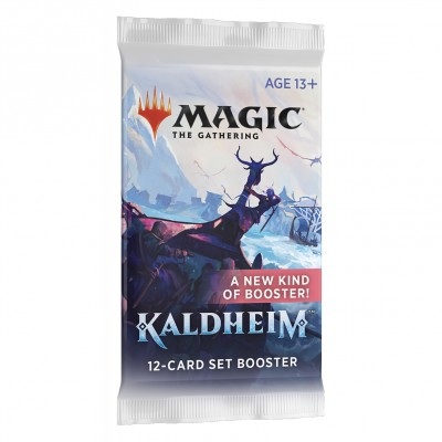 Booster Magic the Gathering Kaldheim - Set Booster