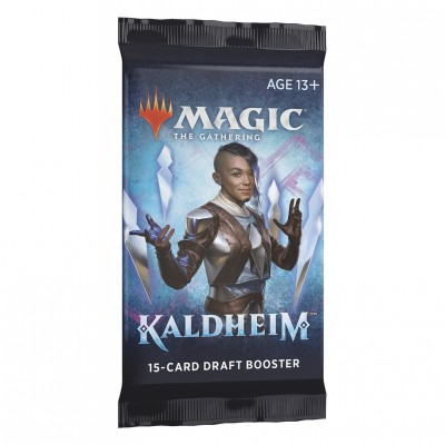 Booster Magic the Gathering Kaldheim - Draft Booster
