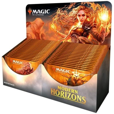 Boite de Boosters Magic the Gathering Horizons du Moderns - 36 Draft Boosters - en ITALIEN