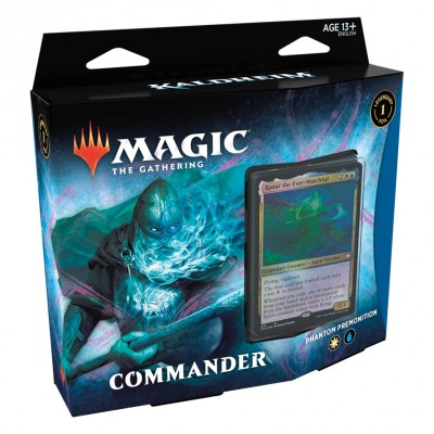 Deck Magic the Gathering Kaldheim - Commander - Phantom Premonition