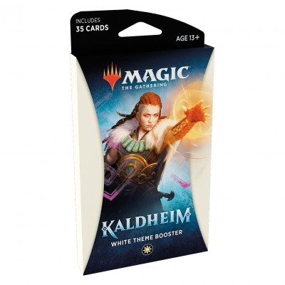 Booster Magic the Gathering Kaldheim - White Theme Booster