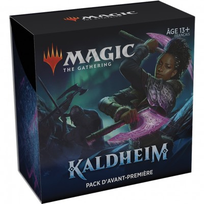 Booster Magic the Gathering Kaldheim - Pack d'Avant Première