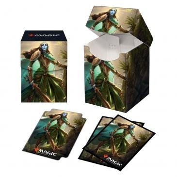 Boite de rangement illustrée Magic the Gathering Kaldheim - Lathril, Blade of the Elves