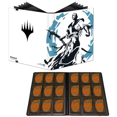 Portfolio Magic the Gathering Pro-binder - 20 pages de 9 cases (360 cartes recto-verso) - Teferi