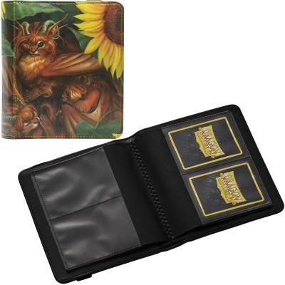 Portfolio  A6 - CARD CODEX - 20 pages de 2 cases (80 cartes recto-verso) - Tangerine Dyrkottr