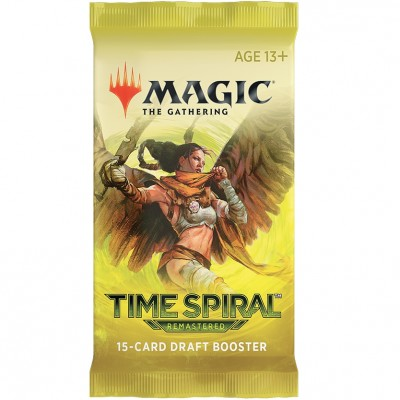 Booster Magic the Gathering Time Spiral Remastered - Booster de Draft