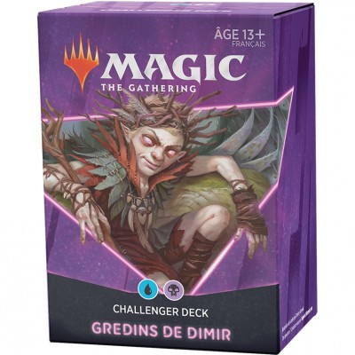Deck Magic the Gathering Challenger 2021 - Gredins de Dimir - Bleu / Noir