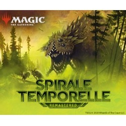 Collection Complète Magic the Gathering Spirale Temporelle Remastered - Set Complet