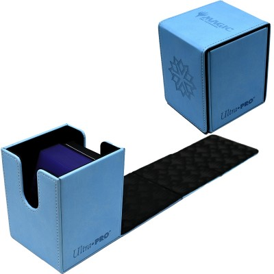 Boite de rangement illustrée Magic the Gathering Alcove Flip Box - Snow for Magic