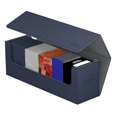 Boite de Rangement  ArkHive Flip Case 400+ - XenoSkin - Bleu