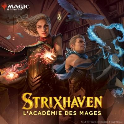 Collection Complète Magic the Gathering Strixhaven : l'Académie des Mages - Set Complet