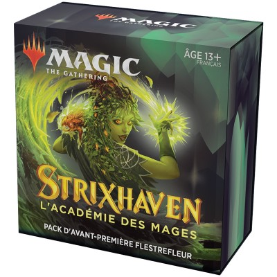 Booster Strixhaven : l'Académie des Mages - Pack d'Avant Première Flestrefleur