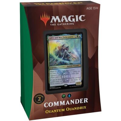 Deck Strixhaven School of Mages - Commander - Quantum Quandrix