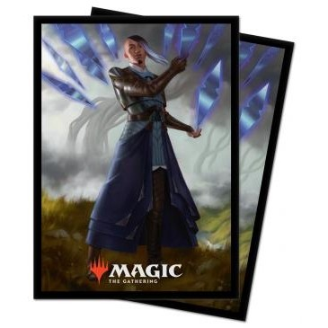 Protèges Cartes illustrées Magic the Gathering Kaldheim - Niko Aris