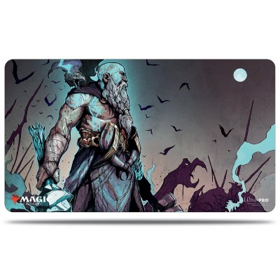 Tapis de Jeu Magic the Gathering Playmat - Alrund, God of the Cosmos