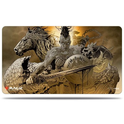 Tapis de Jeu Magic the Gathering Playmat - Reidane, God of the Worthy