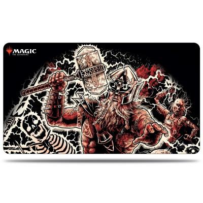 Tapis de Jeu Magic the Gathering Playmat - Toralf, God of Fury
