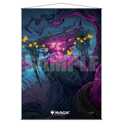 Décoration Magic the Gathering Wall Scroll - Indatha Triome
