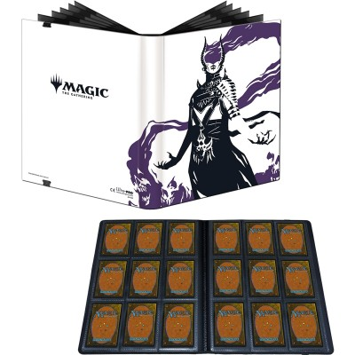 Portfolio Magic the Gathering Pro-binder - 20 pages de 9 cases (360 cartes recto-verso) - Ashiok