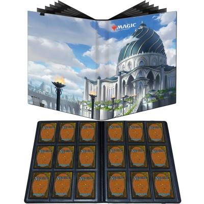 Portfolio Magic the Gathering Pro-binder - 20 pages de 9 cases (360 cartes recto-verso) - Strixhaven : Le Biblioplexe