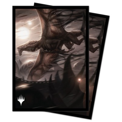 Protèges Cartes illustrées Magic the Gathering Strixhaven - Shadrix Plumargent