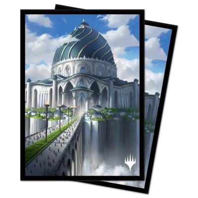 Protèges Cartes illustrées Magic the Gathering Strixhaven - Le Biblioplexe