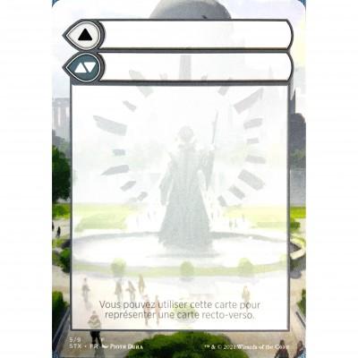 Token Magic Magic the Gathering Jeton - Helper Card : Strixhaven 5/9