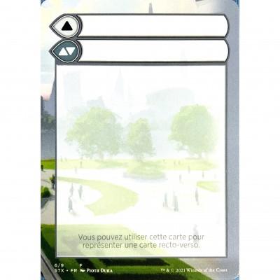 Token Magic Magic the Gathering Jeton - Helper Card : Strixhaven 6/9