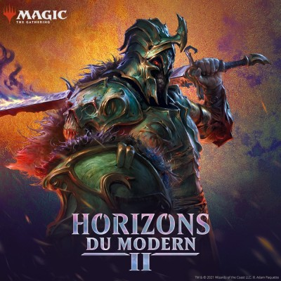Collection Complète Magic the Gathering Horizons du Modern 2 - Set Complet