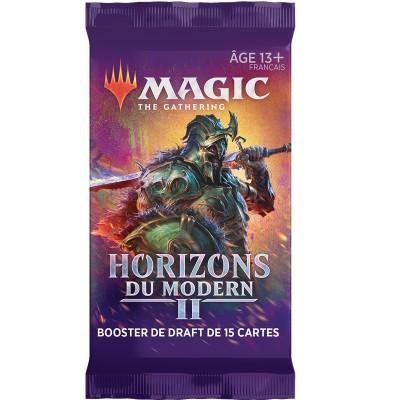 Booster Magic the Gathering Horizons du Modern 2 - Booster de draft