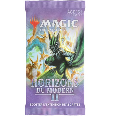 Booster Magic the Gathering Horizons du Modern 2 - Booster d'Extension