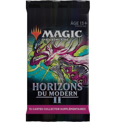 Booster Magic the Gathering Horizons du Modern 2 - Booster Collector